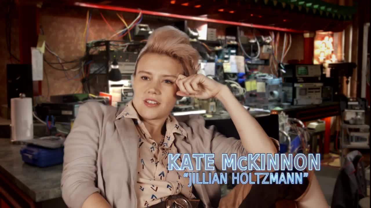 Kate Mckinnon Imdb >> Kate McKinnon as Jillian Holtzmann from Ghostbusters (2016)