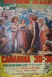 Carabina 30-30 Poster