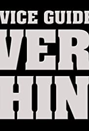 The Vice Guide to Everything Poster
