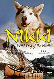 Nikki, Wild Dog of the North Poster
