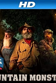 Mountain Monsters Poster