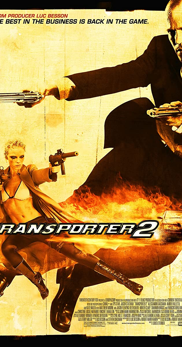 Transporter 2 2005