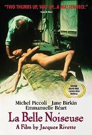 La belle noiseuse1991 Poster