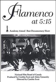 Flamenco at 5:15 Poster
