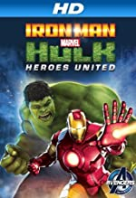 Iron Man And Hulk Heroes United(2013)