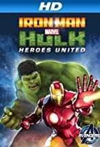 Primary image for Iron Man & Hulk: Heroes United