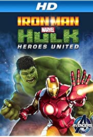 Watch Movie Iron Man & Hulk: Heroes United (2013)