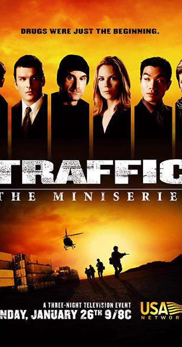 the movie traffic