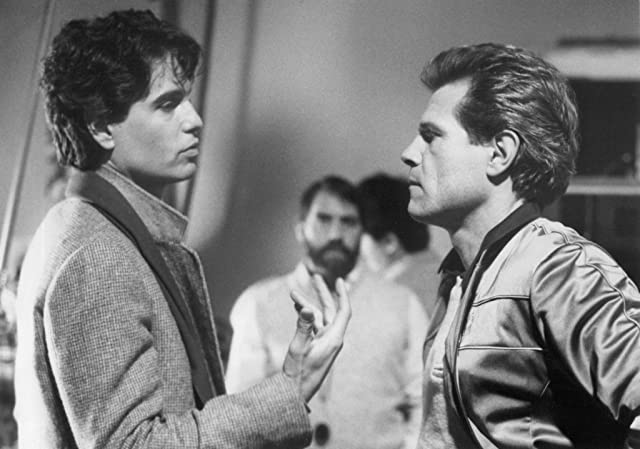 Chris Sarandon and Tom Holland in Fright Night (1985)
