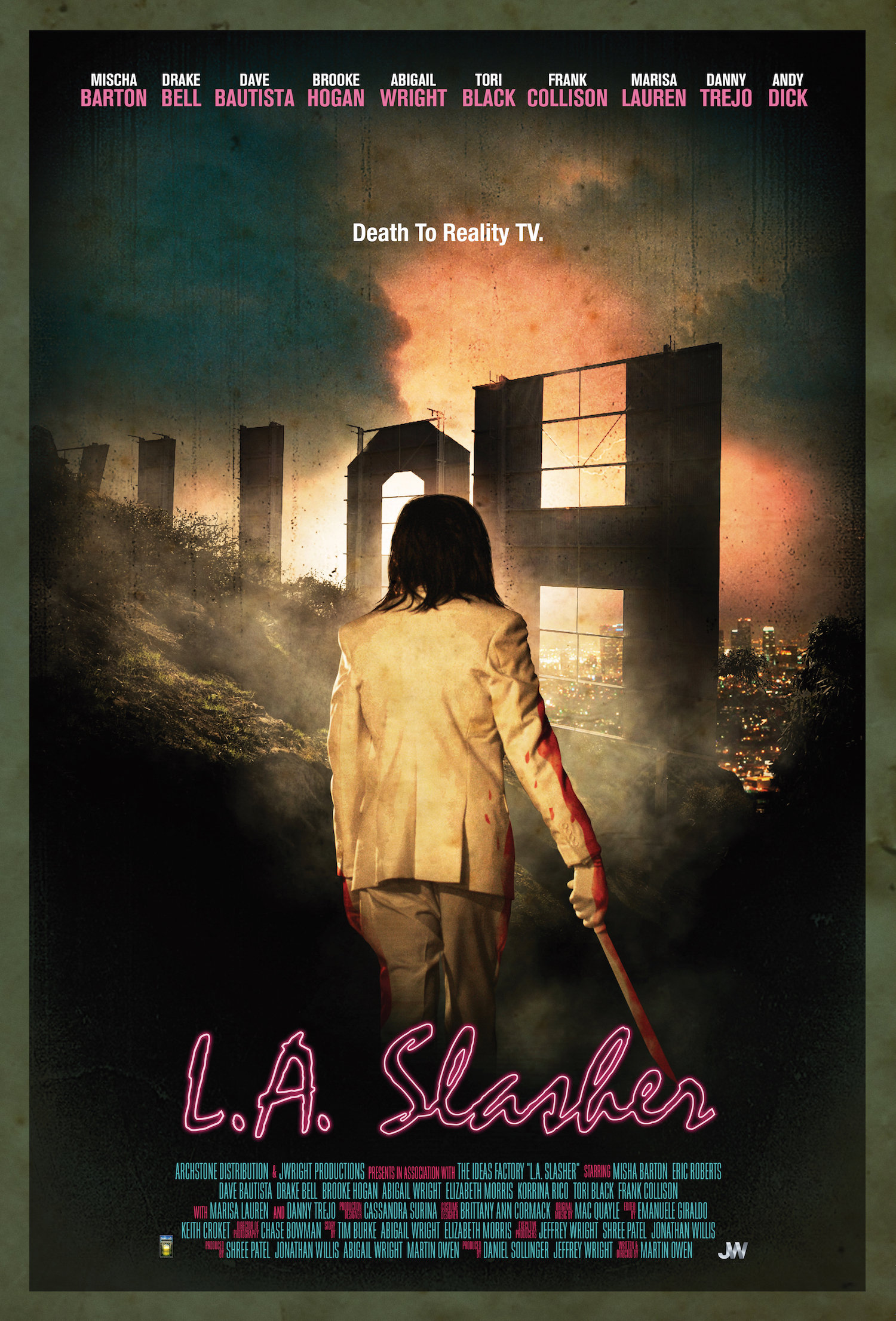 Image L.A. Slasher Watch Full Movie Free Online