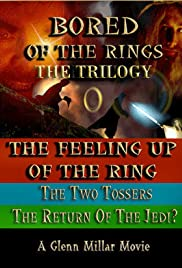 Bored of the Rings: The Trilogy Poster