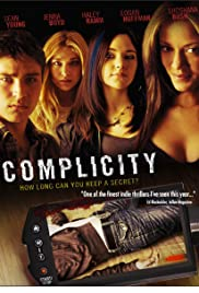 Complicity (2013) Poster - Movie Forum, Cast, Reviews