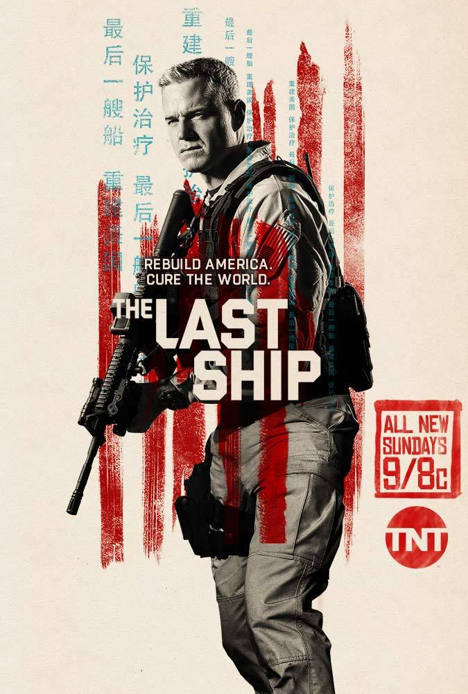 Assistir The Last Ship Dublado e Legendado Online