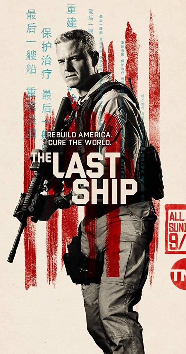 The Last Ship (TV Series 2014– ) 720p