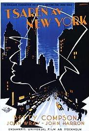 Czar of Broadway Poster