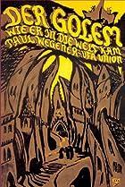 The Golem (1920) Poster