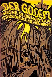 The Golem (1920) Poster - Movie Forum, Cast, Reviews