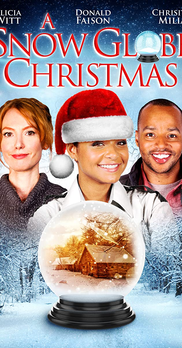 A Snow Globe Christmas (TV Movie 2013) - IMDb