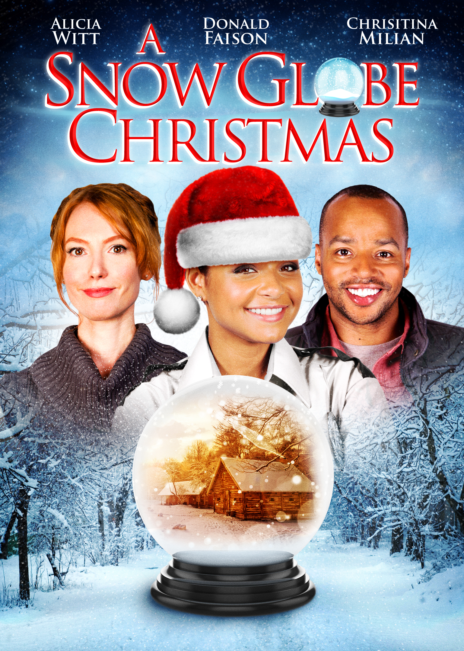 image A Snow Globe Christmas (2013) (TV) Watch Full Movie Free Online