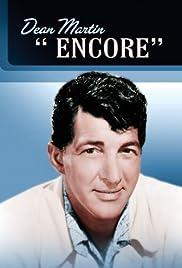 Dean Martin: Encore Poster