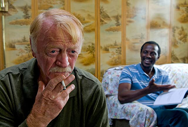 Red West and Souleymane Sy Savane in Goodbye Solo (2008)