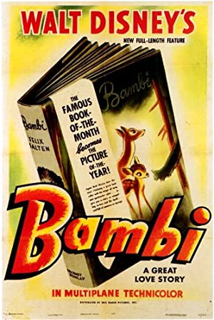 Bambi (1942) Download on Vidmate
