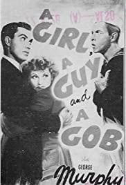 A Girl, a Guy, and a Gob (1941) Poster - Movie Forum, Cast, Reviews
