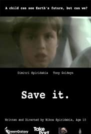 Save It Poster