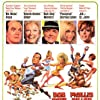 Bob Hope, Jill St. John, Jonathan Winters, Phyllis Diller, and Shirley Eaton in Eight on the Lam (1967)