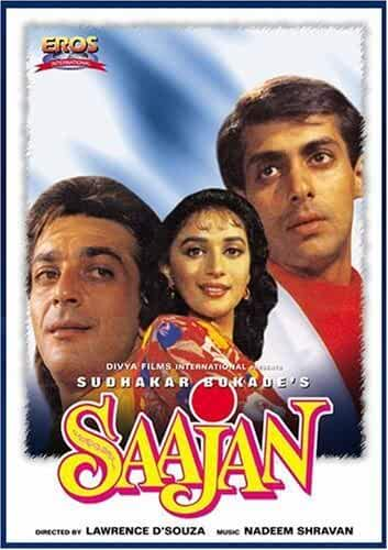 Saajan 1991 720p DVDRip Watch Online Free Download