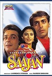 Saajan(1991) Poster - Movie Forum, Cast, Reviews