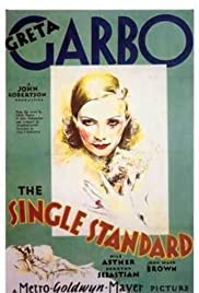 The Single Standard (1929) Poster - Movie Forum, Cast, Reviews