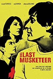 The Last Musketeer Poster