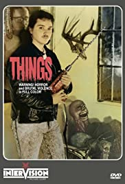 Things (1989) Poster - Movie Forum, Cast, Reviews