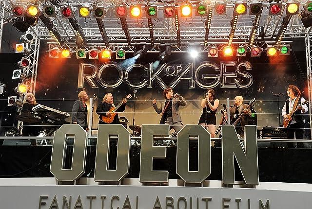 Diego Boneta at Rock of Ages (2012)