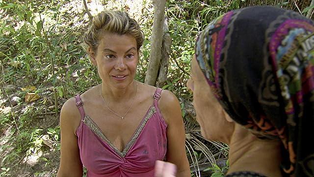 Lisa Whelchel and Denise Stapley in Survivor: Million Dollar Question (2012)