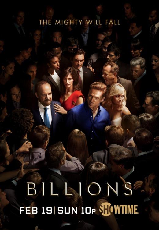 Assistir Billions Dublado e Legendado Online