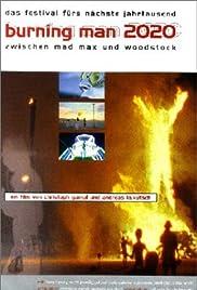 Burning Man 2020 Poster