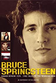 Bruce Springsteen: Under Review 1978-1982 - Tales of the Working Man Poster