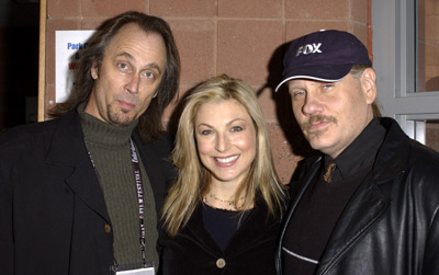 William Forsythe, Tatum O'Neal, and Michael Harris at The Technical Writer (2003)