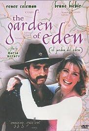El jardín del Edén Poster