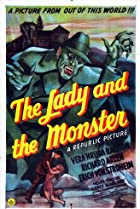 Image of The Lady and the Monster