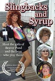 Slingbacks and Syrup Poster