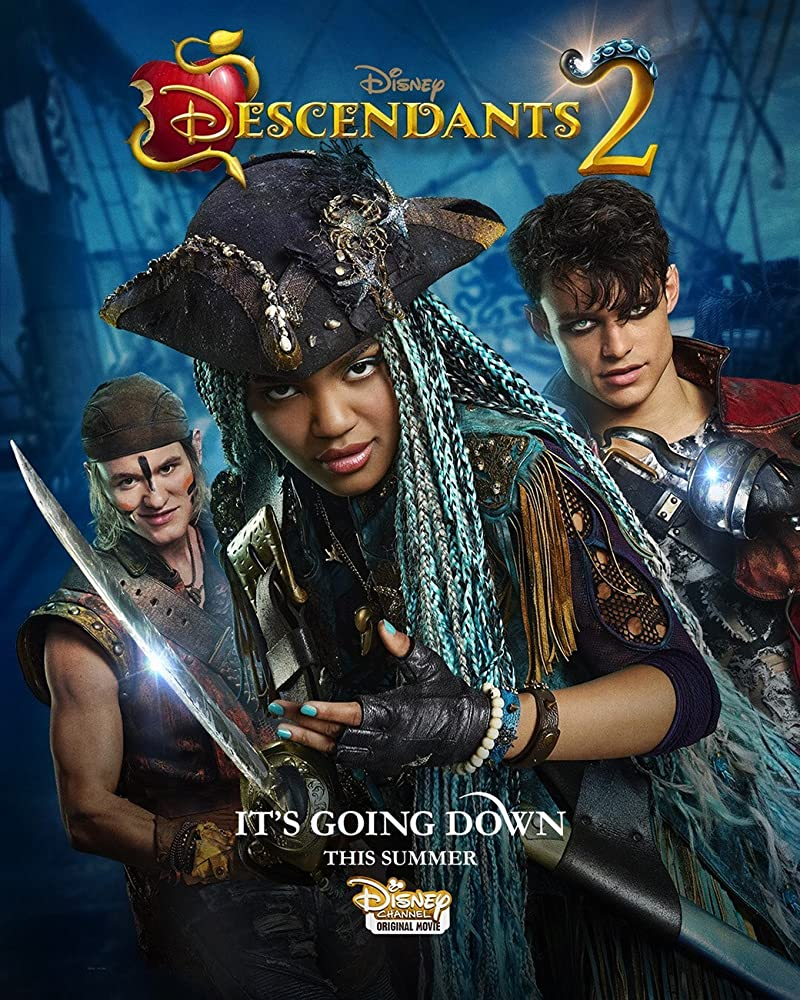Descendants 2 (2017), Online Subtitrat