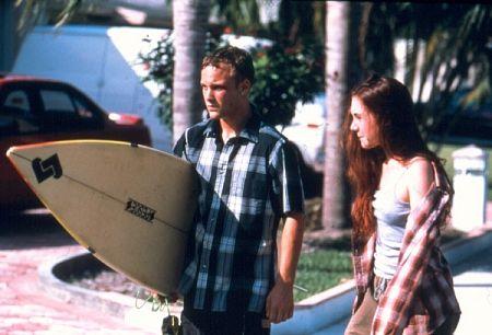 Brad Renfro and Rachel Miner in Bully (2001)