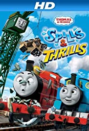 Thomas & Friends: Spills and Thrills Poster