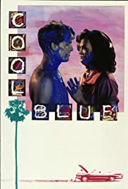 Cool Blue Poster