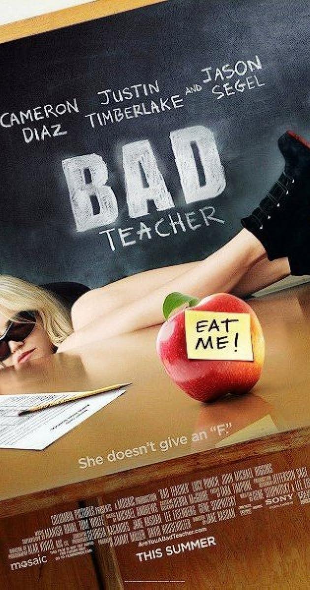 Afigena mokytoja / Bad Teacher (2011) Online