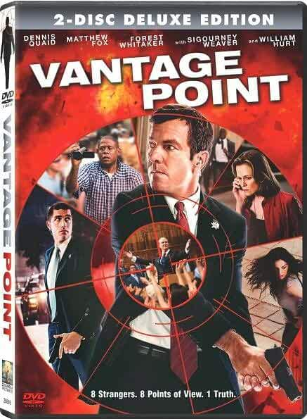 Vantage Point 2008 Dual Audio 480p BluRay full movie watch online freee download at movies365.ws