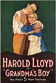 Grandma's Boy (1922) Poster - Movie Forum, Cast, Reviews